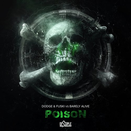 Album Art - Poison (Dodge & Fuski Vs Barely Alive)