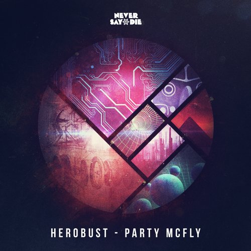 Album Art - Party McFly