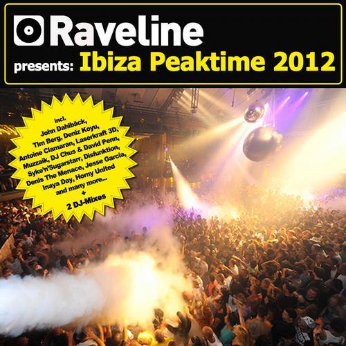 Album Art - Raveline Pres. Ibiza Peaktime 2012
