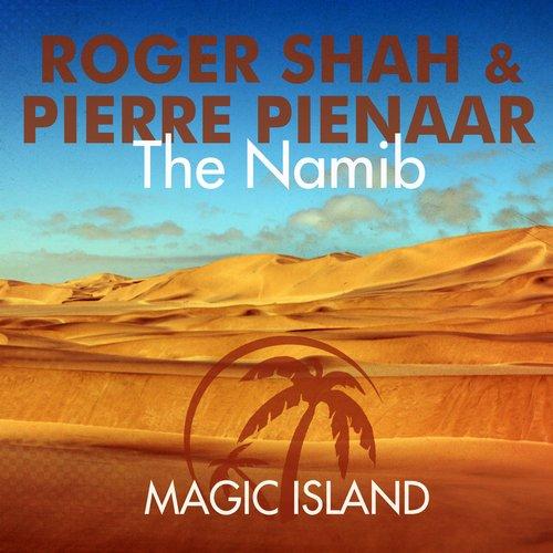 Album Art - The Namib