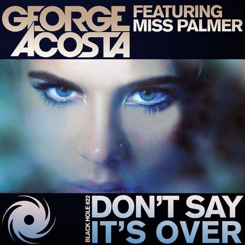 Album Art - Don't Say It's Over