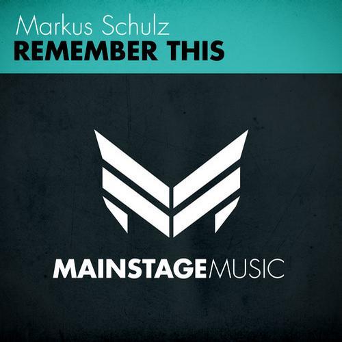 Album Art - Remember This