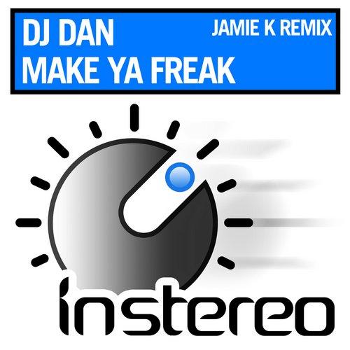 Make Ya Freak (Jamie K Remix) Album Art