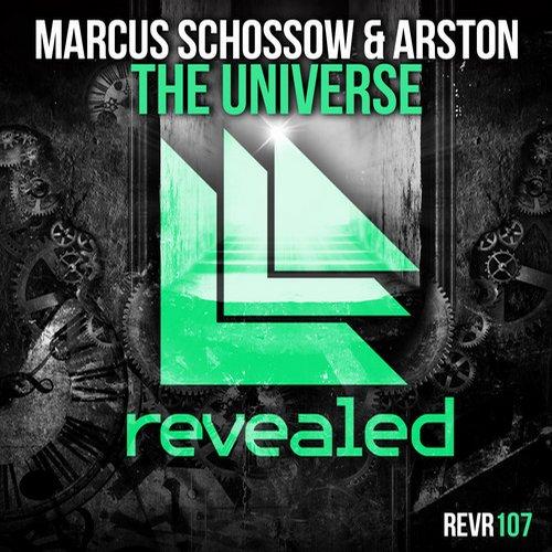 Album Art - The Universe