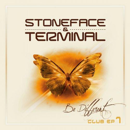Album Art - Be Different Club EP 1