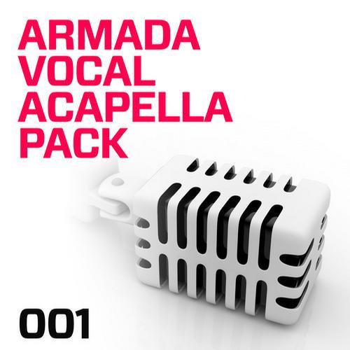 Album Art - Armada Vocal Acapella Pack 001