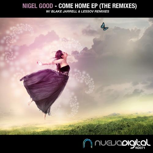 Album Art - Come Home EP 'The Remixes'