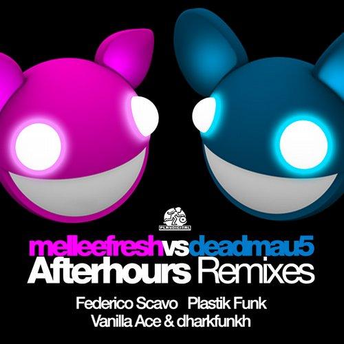 Album Art - Afterhours (The Remixes)