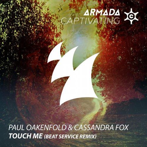 Album Art - Touch Me - Beat Service Remix