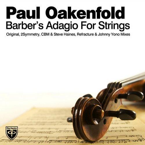 Album Art - Barber's Adagio For Strings