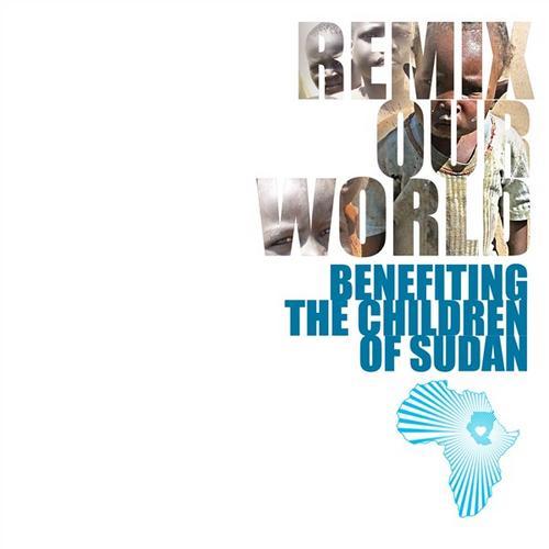 Album Art - Remix Our World - SuDance Volume 1