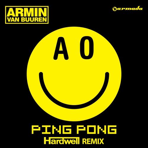 Album Art - Ping Pong (Hardwell Remix)