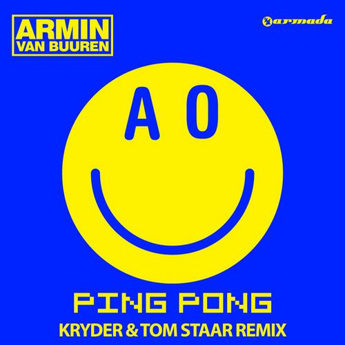 Album Art - Ping Pong - Kryder & Tom Staar Remix