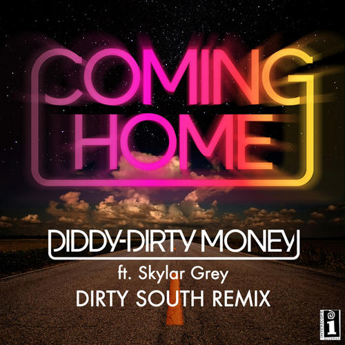 Album Art - Coming Home (Dirty South Remix)