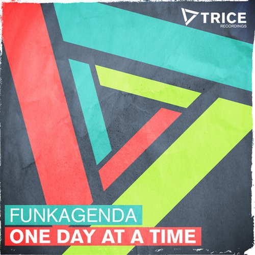 One Day At A Time Album Art