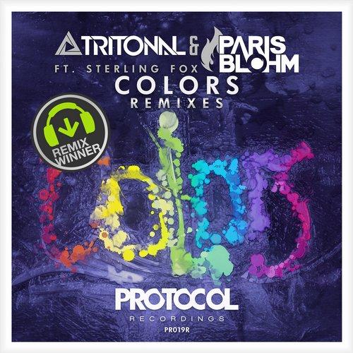 Album Art - Colors (Culture Code Remix)
