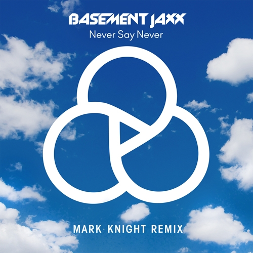 Album Art - Never Say Never (Mark Knight Remix)