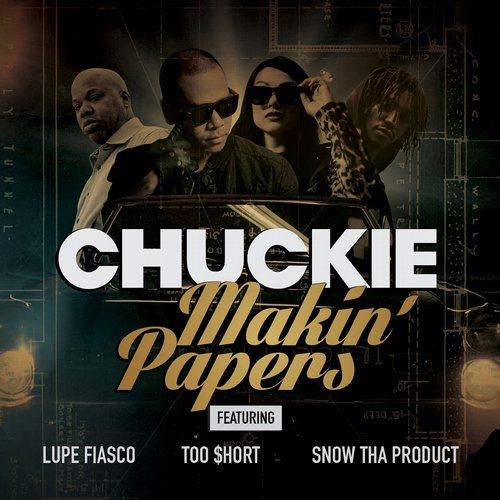 Album Art - Makin' Papers (feat. Lupe Fiasco, Too $hort, Snow Tha Product)