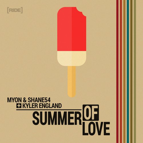 Album Art - Summer of Love