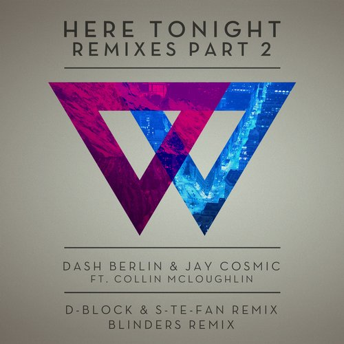 Album Art - Here Tonight (Remixes - Part 2)