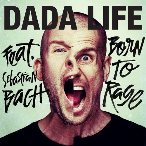 Album Art - Born To Rage Feat. Sebastian Bach