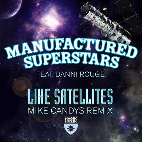 Like Satellites [Remixes] Album Art