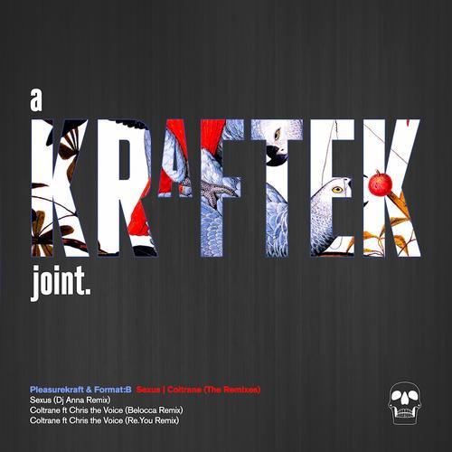 Sexus / Coltrane - The Remixes Album Art