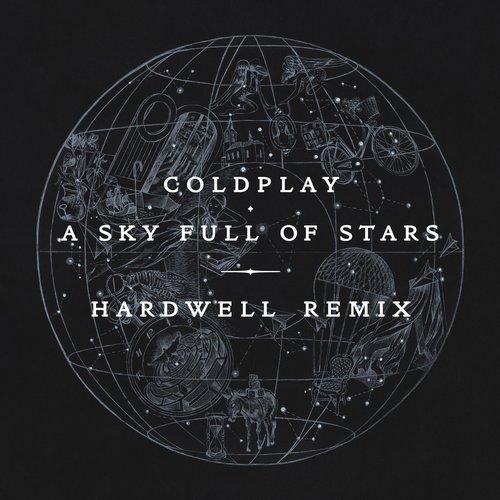 Album Art - A Sky Full Of Stars (Hardwell Remix)