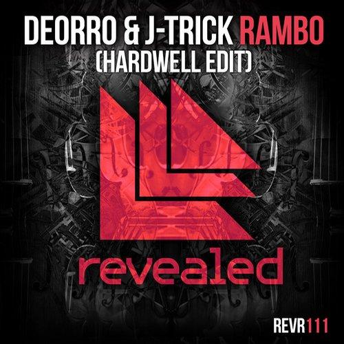 Album Art - Rambo - Hardwell Edit
