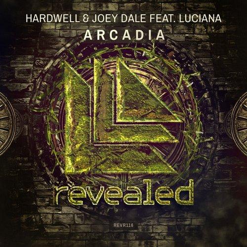 Album Art - Arcadia