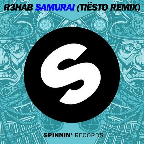 Album Art - Samurai (Tiesto Remix)