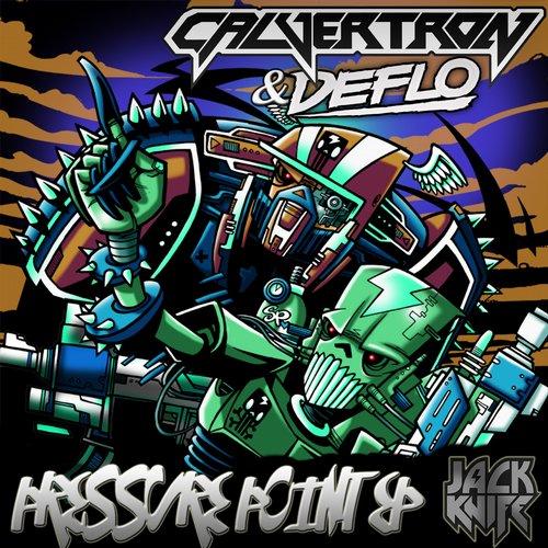 Album Art - Pressure Point EP
