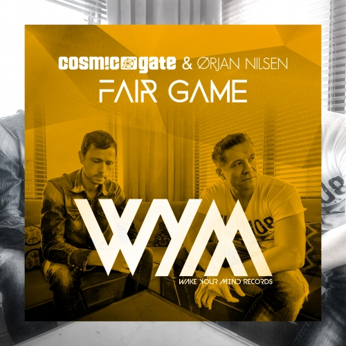 Album Art - Fair Game