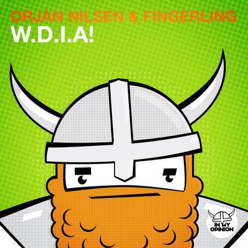 W.D.I.A! Album Art