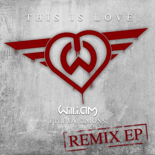 Album Art - This Is Love Remix EP