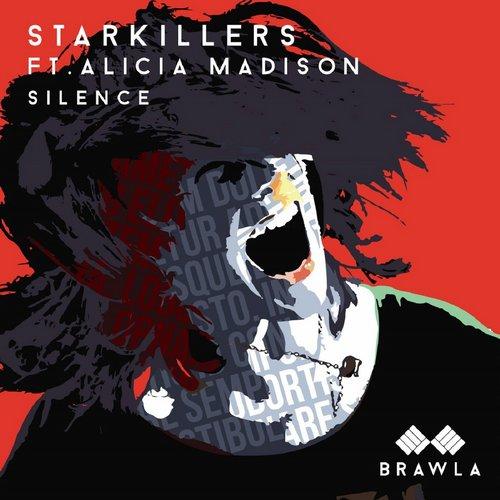 Album Art - Silence (feat. Alicia Madison)