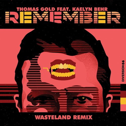 Album Art - Remember (WasteLand Remix)