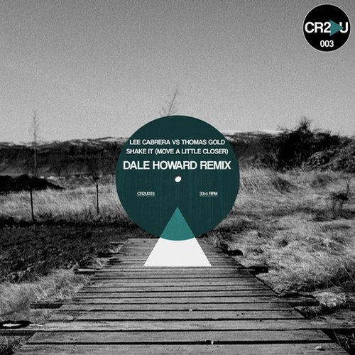 Album Art - Shake It 2014 - Dale Howard Remix