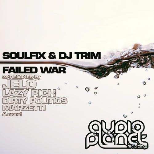 Album Art - Failed War