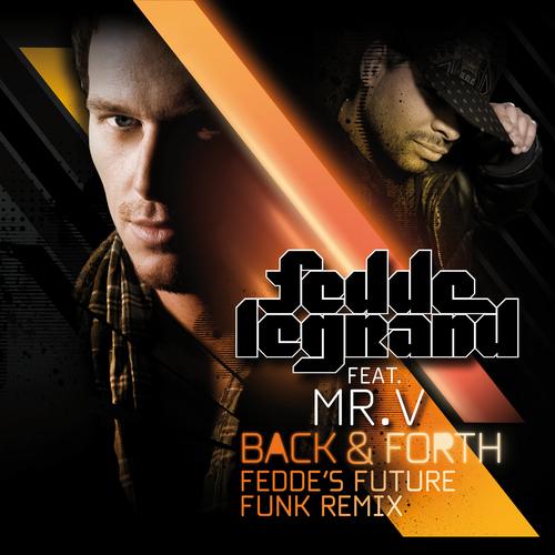 Album Art - Back & Forth (Fedde's Future Funk Remix)