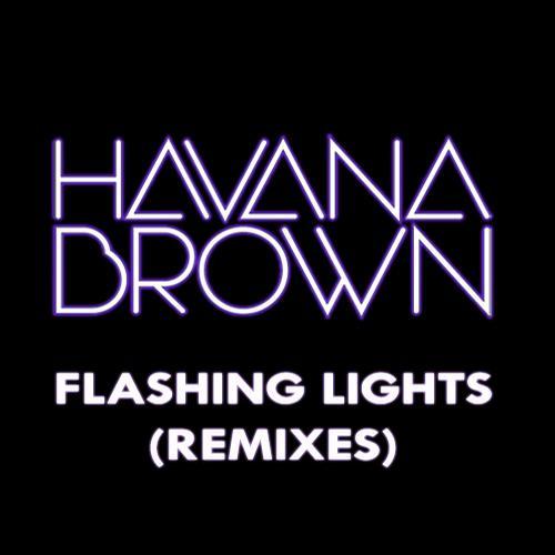 Album Art - Flashing Lights (Remixes)