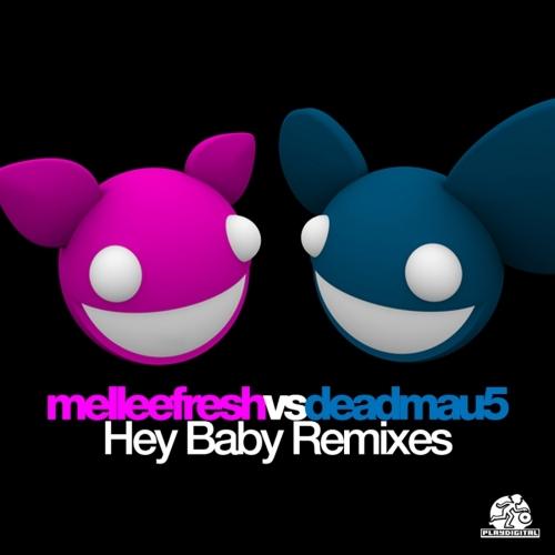 Album Art - Hey Baby Remixes