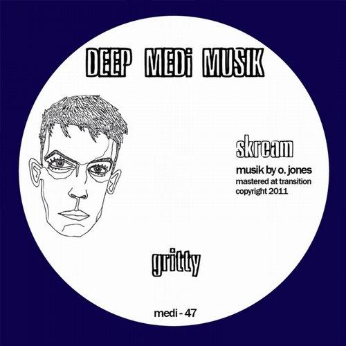 Album Art - Gritty / Phatty Drummer