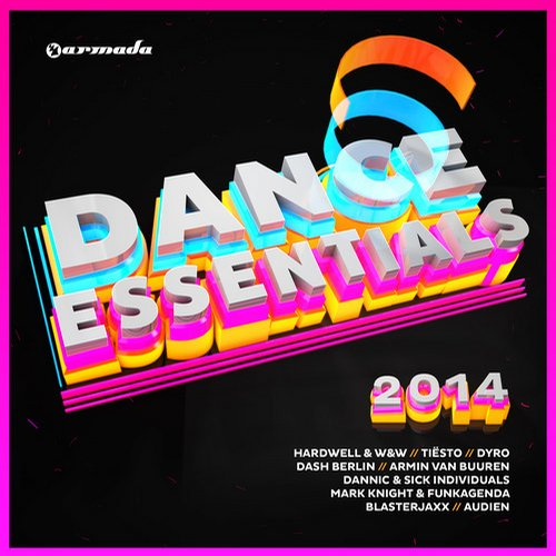 Album Art - Dance Essentials 2014 - Armada Music