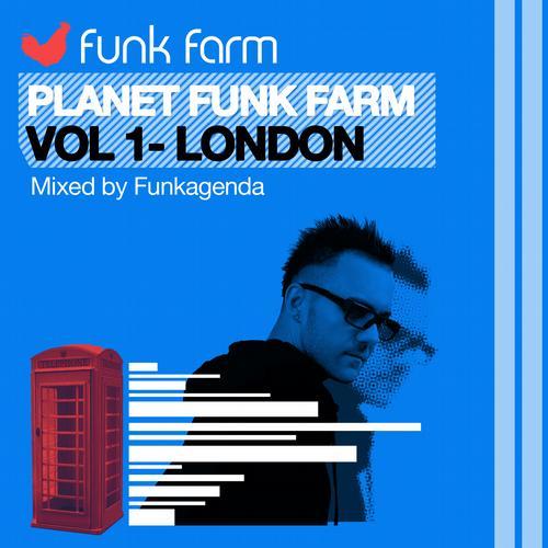 Album Art - Planet Funk Farm Vol 1 - London