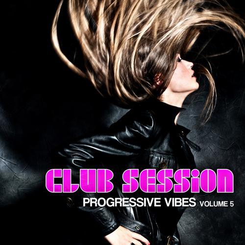 Album Art - Progressive Vibes Volume 5