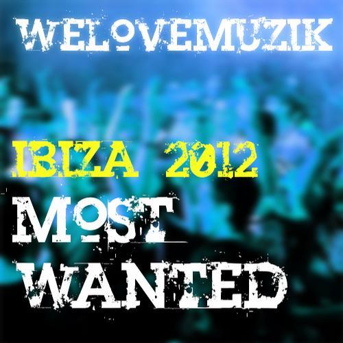 Album Art - Ibiza 2012 Most Wanted