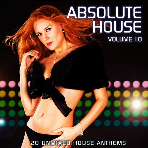 Album Art - Absolute House Volume 10