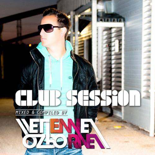 Album Art - Club Session Mixed By Etienne Ozborne