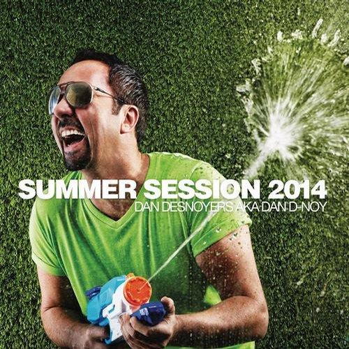 Summer Session 2014 Album Art